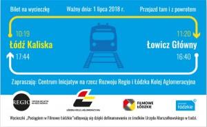 Pociągiem w Łódzkie