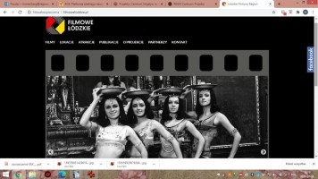 Stworzyliśmy serwis filmowelodzkie.pl.